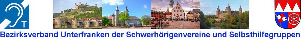Bezirksverband Unterfranken der Schwerhörigenvereine und Selbsthilfegruppen e.V.
